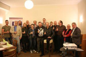 Frank Reding :: 10G Gruppenfoto