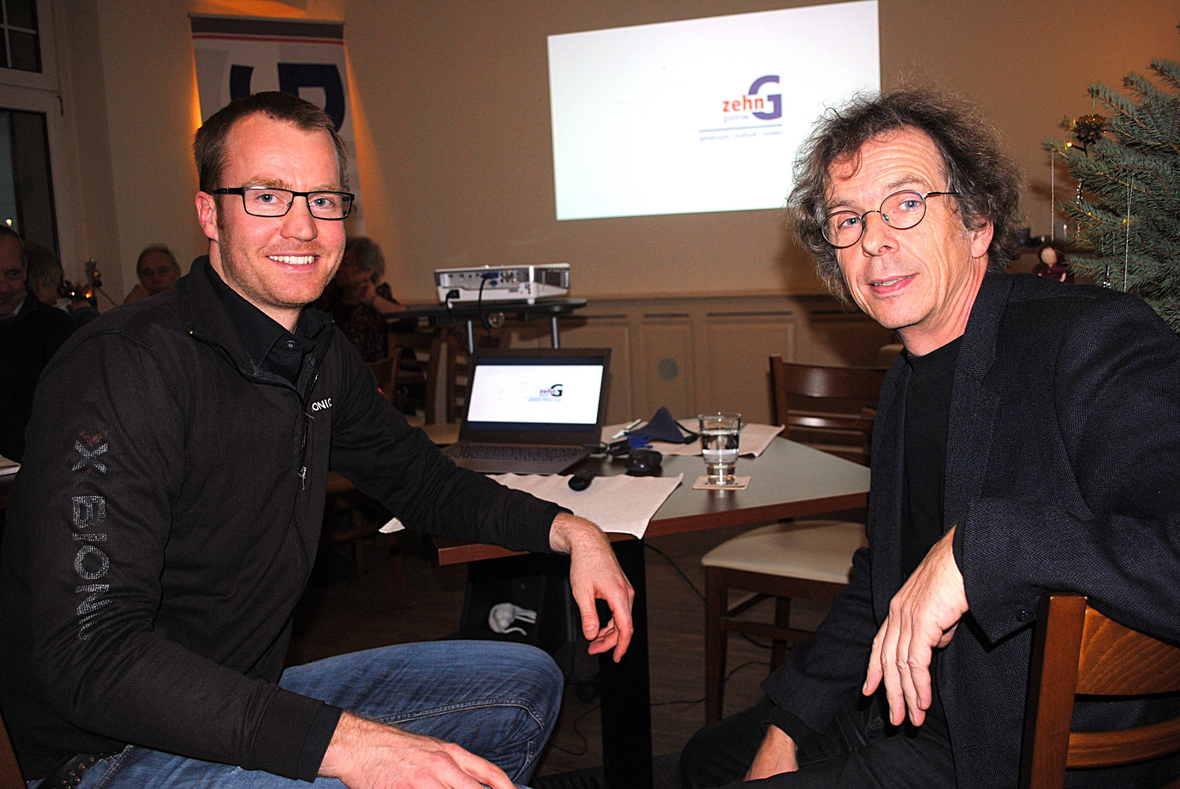 10G Vortrag - Matthias Clauser & Christian Höser