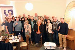 Annegret Dräger :: 10G Vortrag - Gruppenfoto
