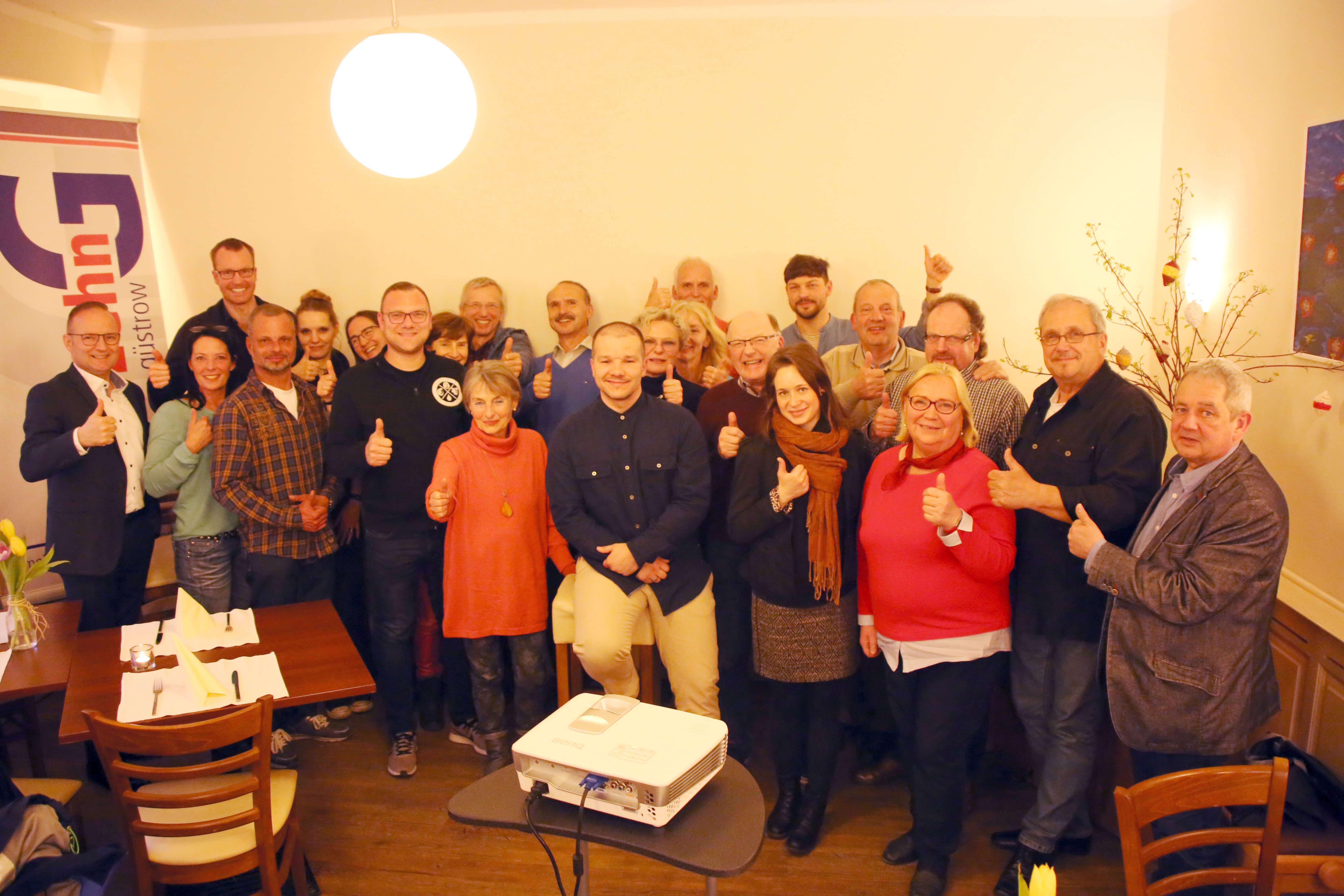 10G Vortrag :: André König - Gruppenfoto